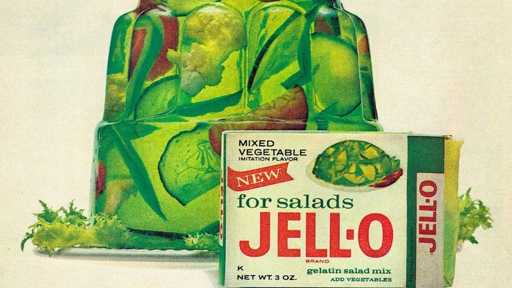 10 Discontinued Jell-O Flavors That Went Too Far