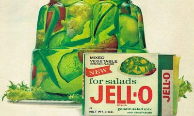 Mixed Vegetable Jello