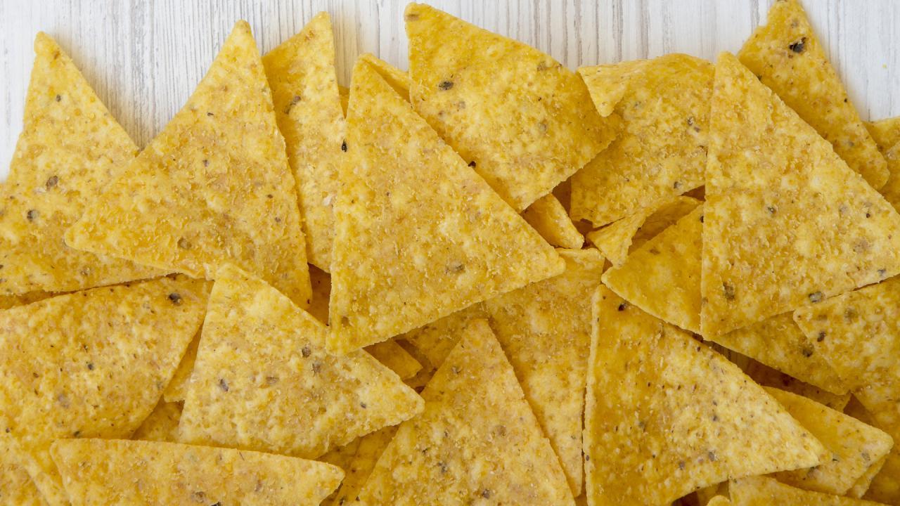 Fritos facts- Tortilla chips