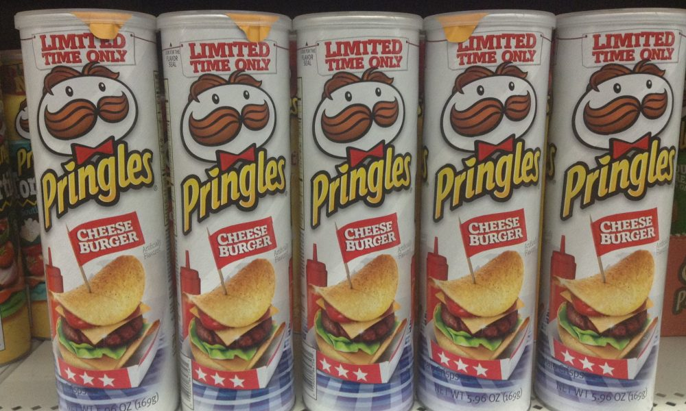 10 Pringles Flavors That No One Ever Talks About (Part 3)