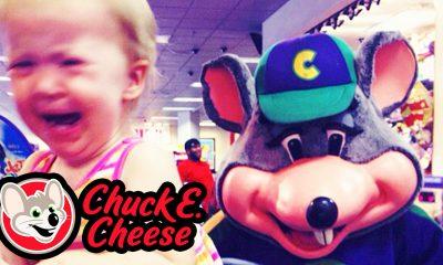 Chuck scares toddler