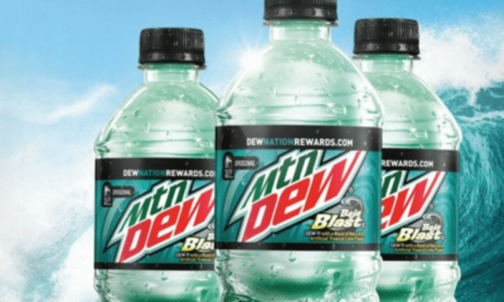 10 Mountain Dew Flavors That Changed The Game!!