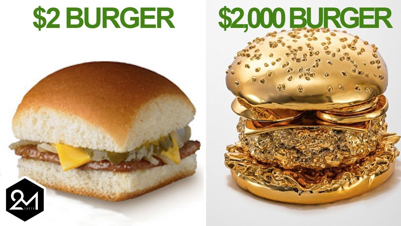 Expensive Fast Food