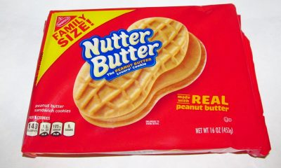pack of Nutter Butter cookies