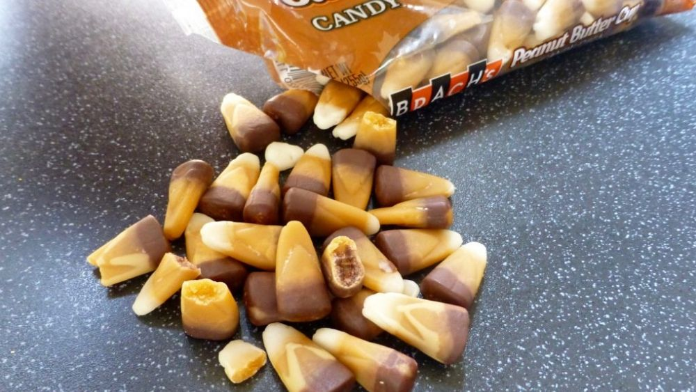 peanut butter cup candy corn