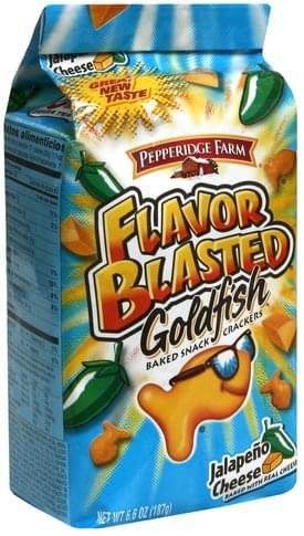 Jalapeno Cheddar Goldfish
