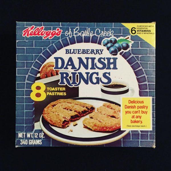 Blueberry Danish Rings box