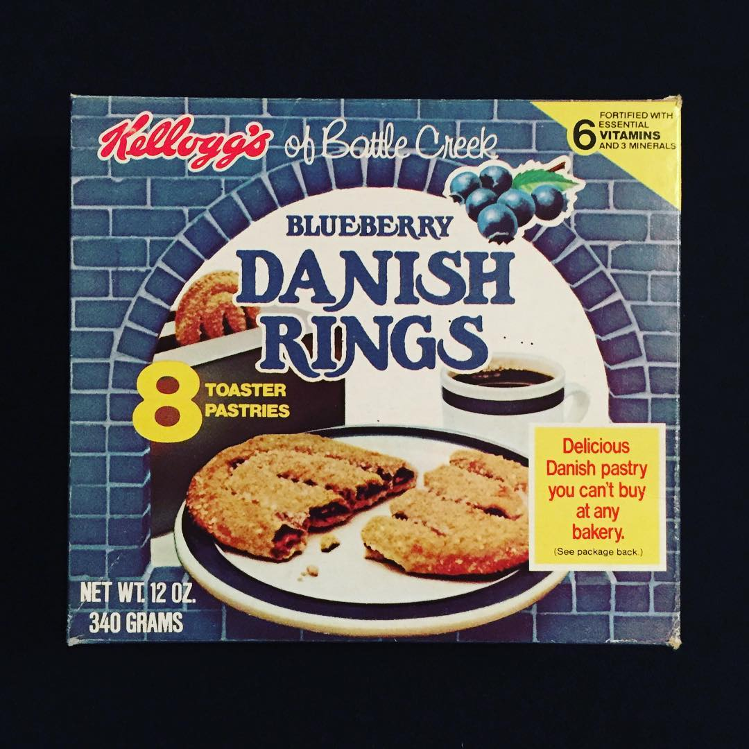 Kellogg's Danish Rings
