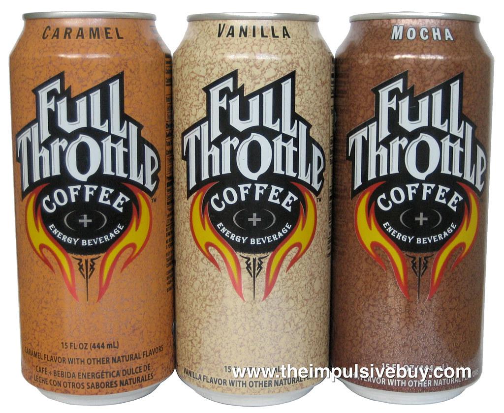 full throttle coffee