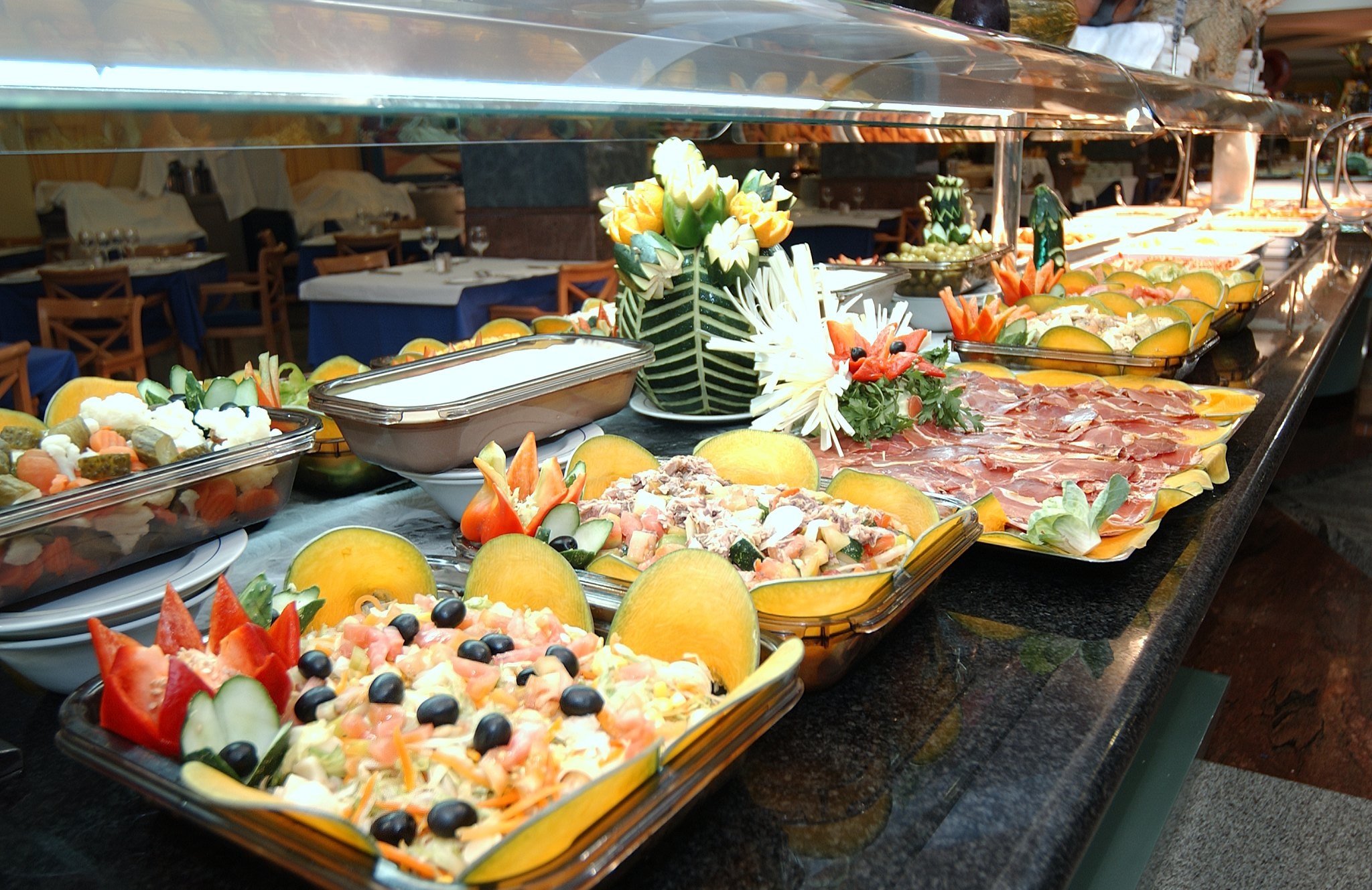 10 Ways All-You-Can-Eat Buffets Make Their Money