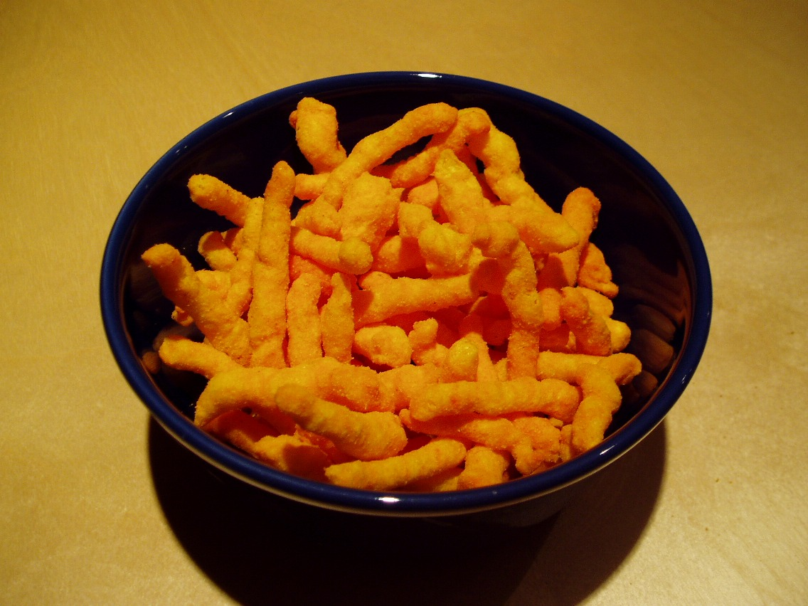 Cheese-Puffs