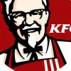 The Colonel is famous part of the logo