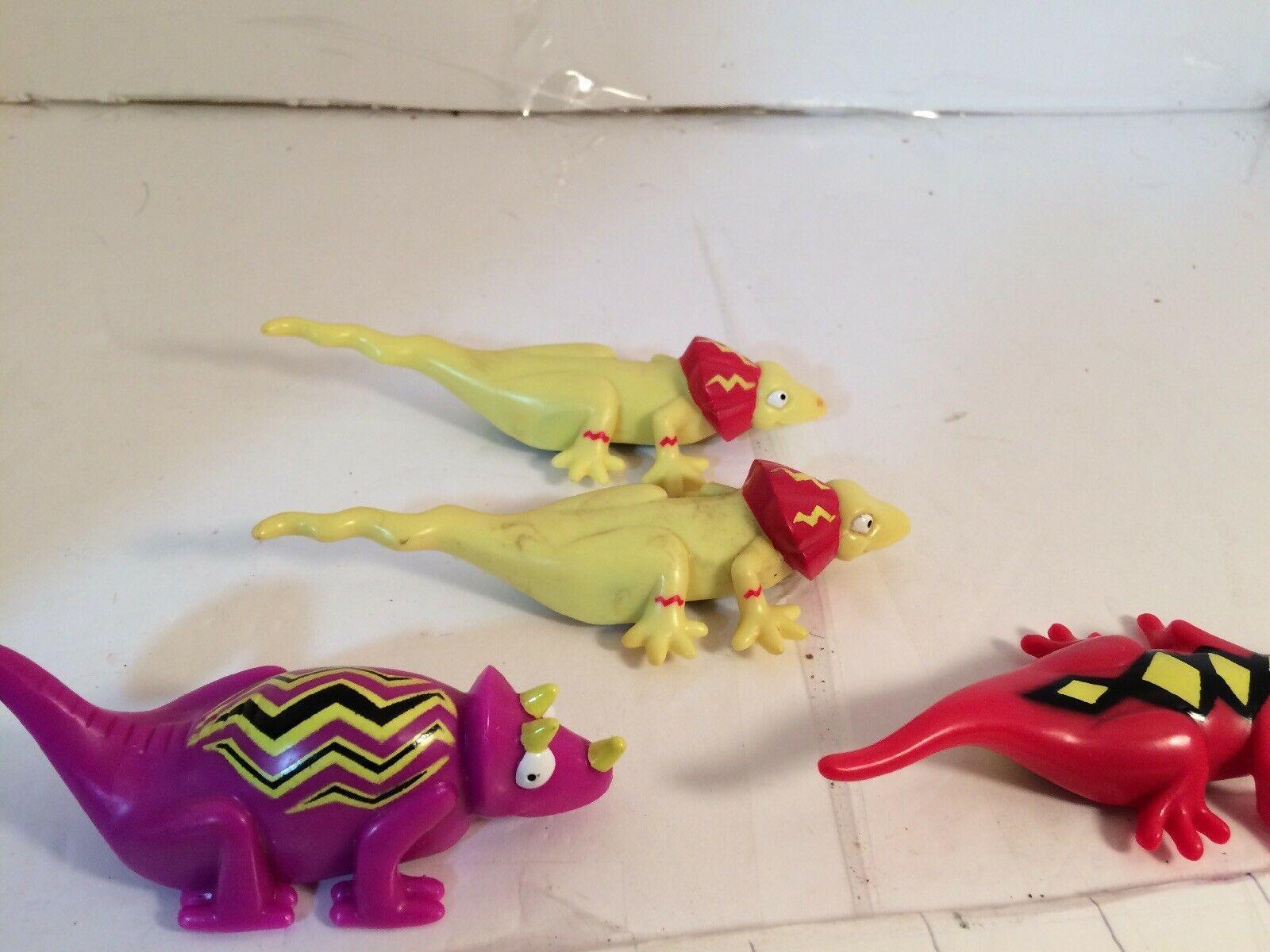 Lizards Sonic