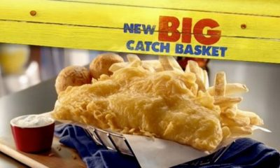 Long John Silver's Big Catch Meal