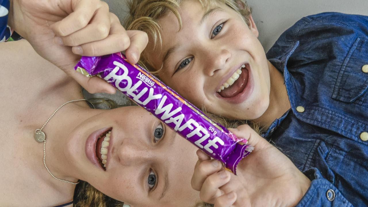 Polly-waffle-candy-bar