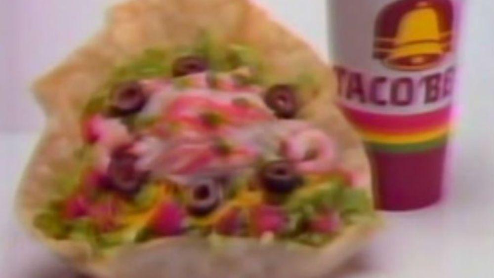Taco Bell Seafood Salad
