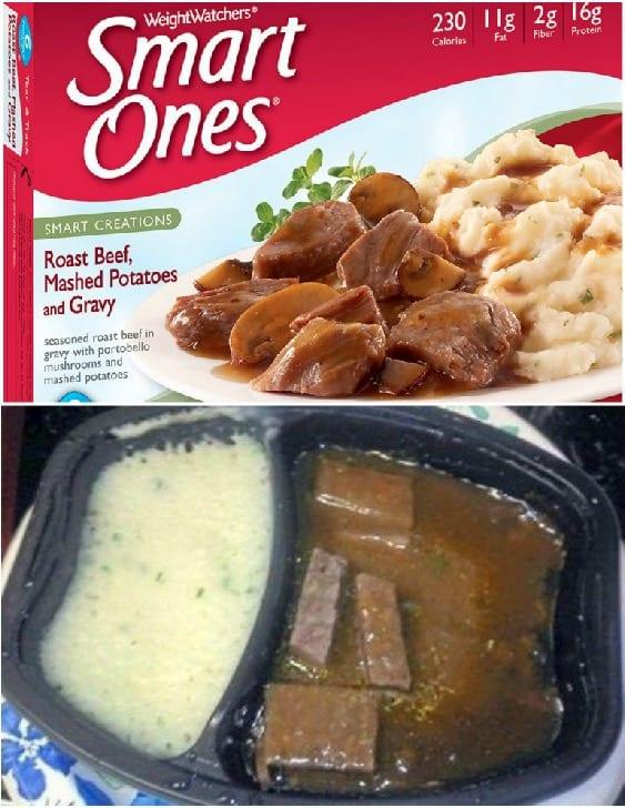 smart ones frozen dinner