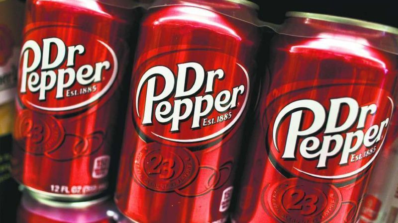 Dr Pepper is not legally a cola