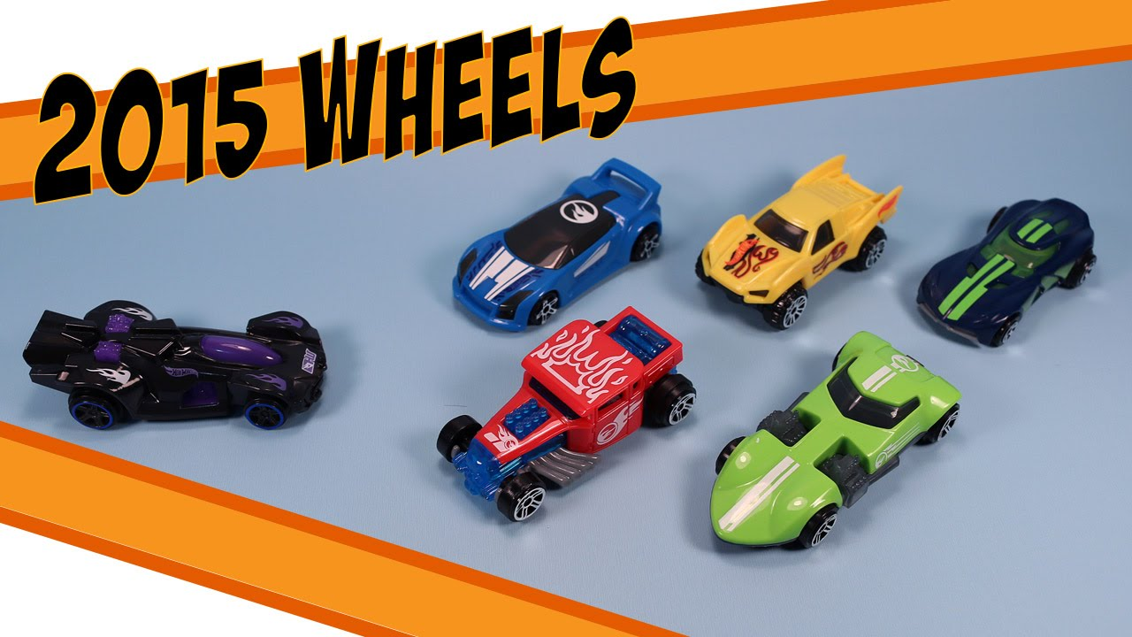 Happy-Meal-Team-Hot-Wheels-Collection