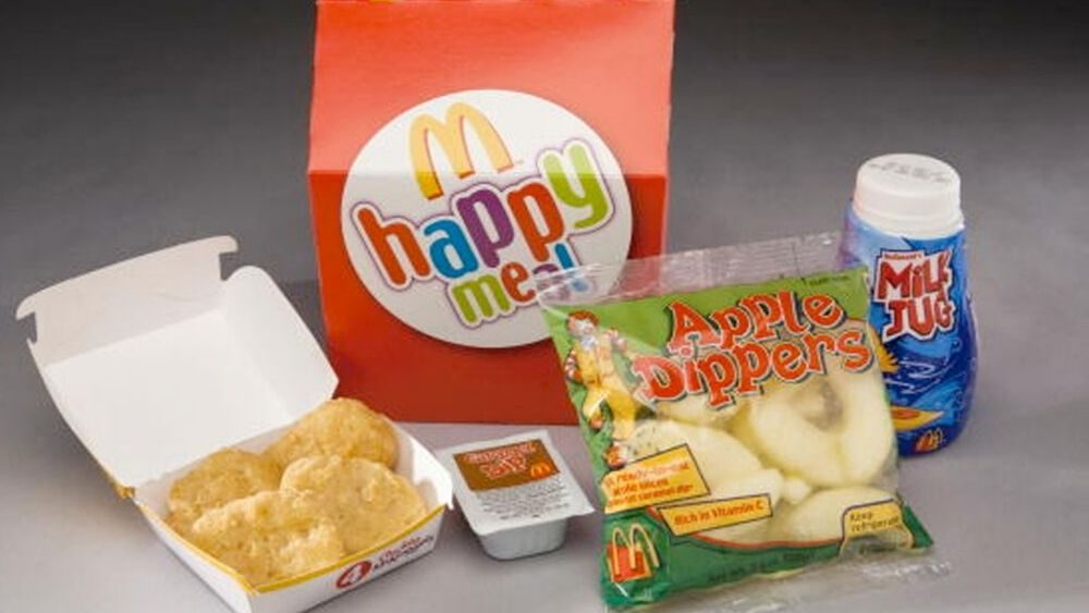 Top 10 Saddest McDonald's Happy Meal Toys Ever (Part 3)