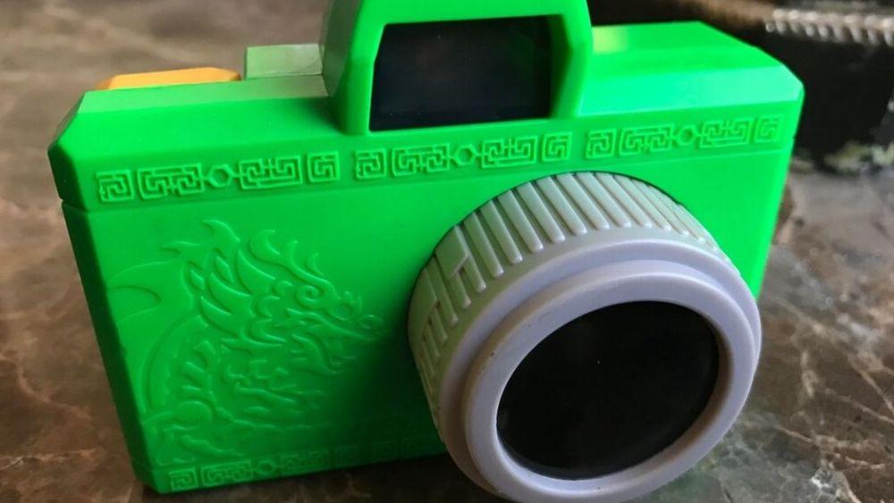 McDonalds Ninjago Camera Viewer