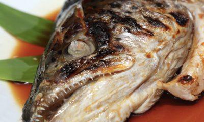 fermented fish head