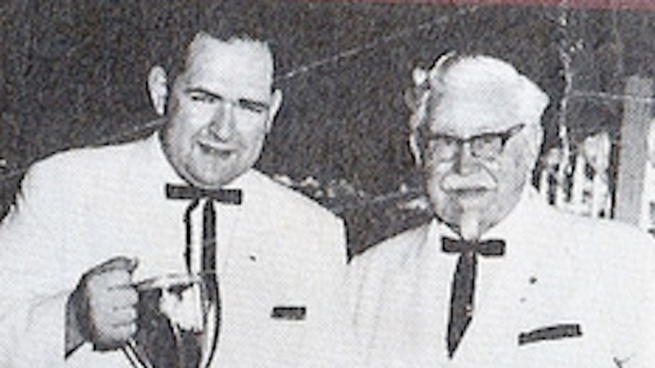 dave-thomas-and-colonel-sanders