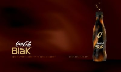 Coca-Cola bottle Coke Blak