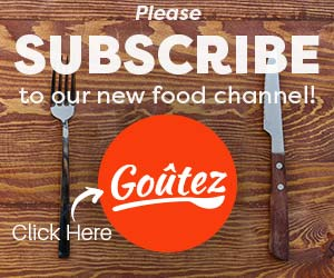 Subscribe to Goutez!