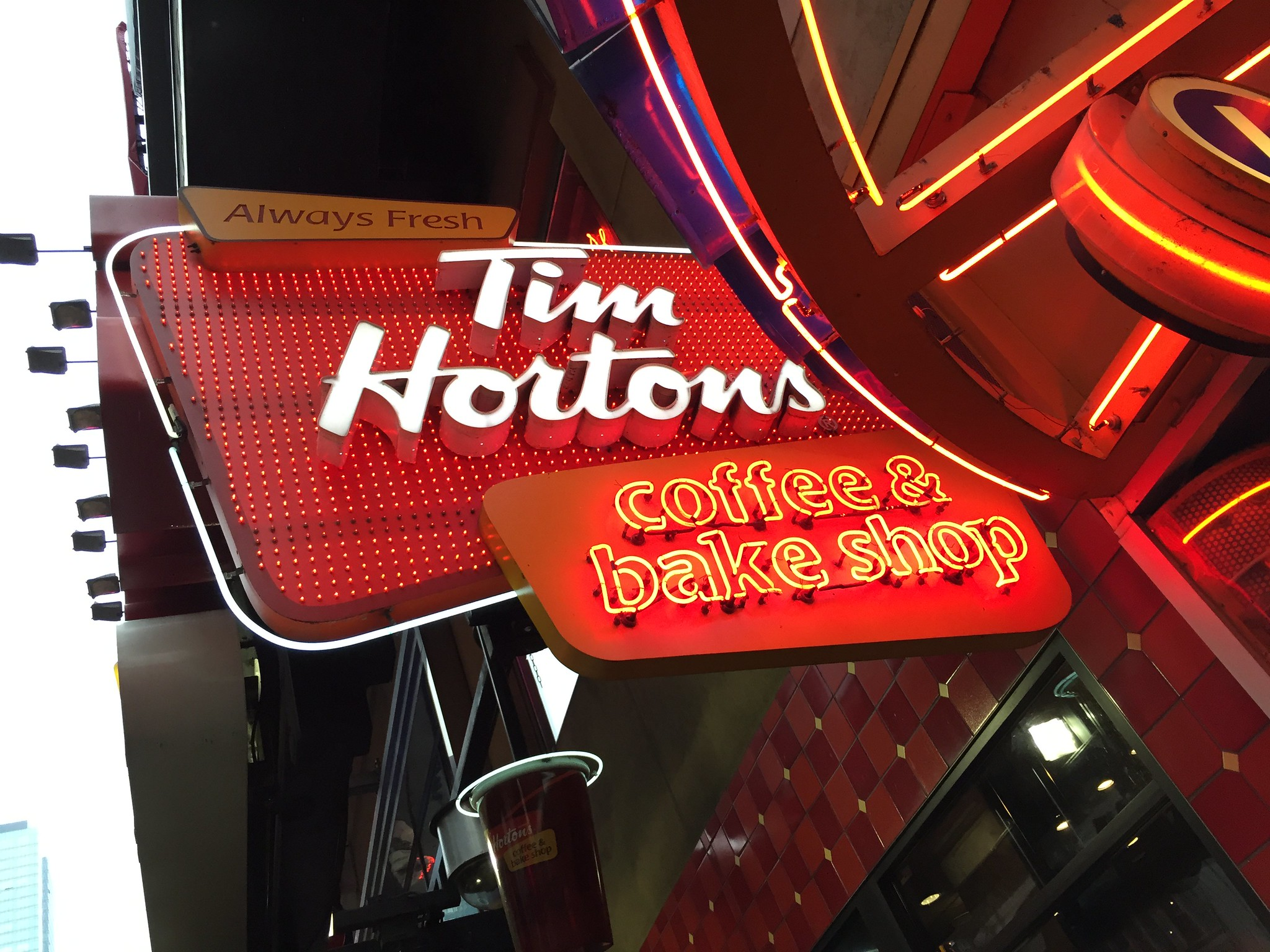 10 Reasons Why Tim Hortons Struggles In The United States