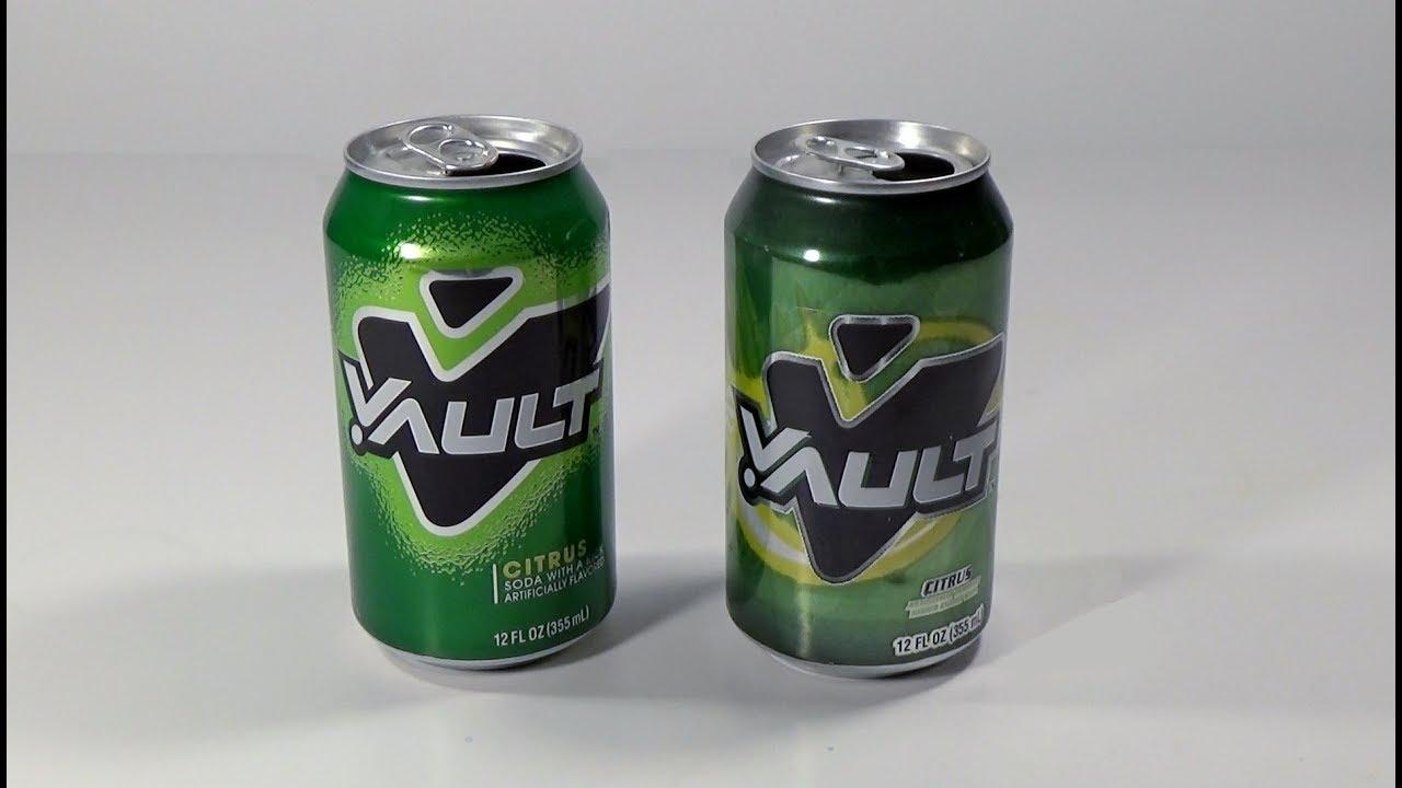 Coca-Cola vault