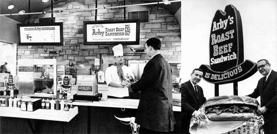 Arby's original restaurant