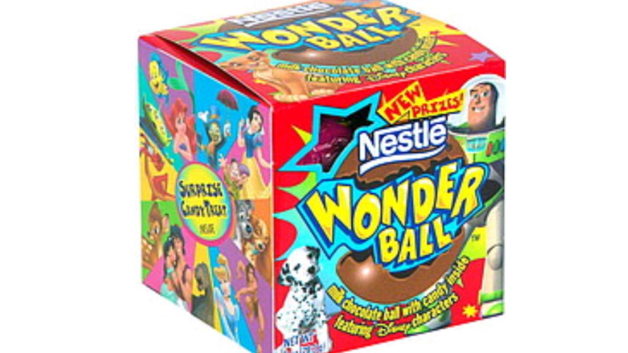 Nestle Wonder Ball