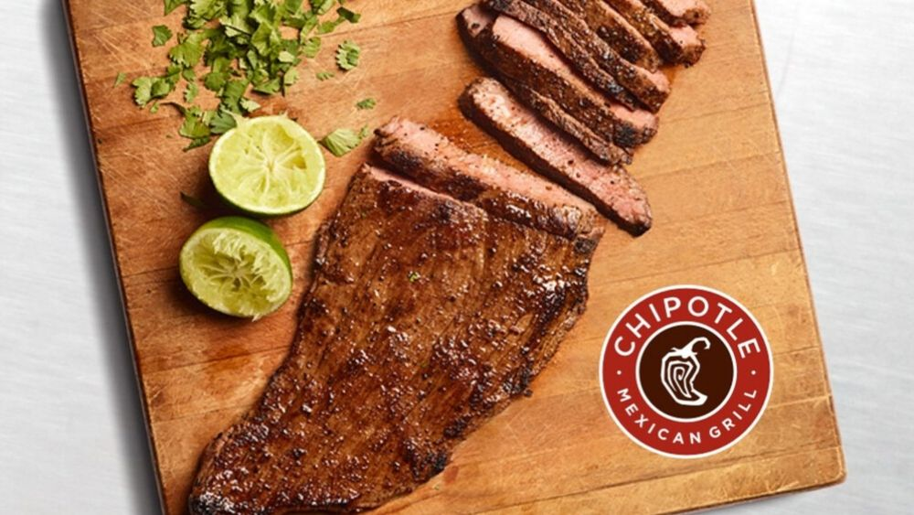 Chipotle beef