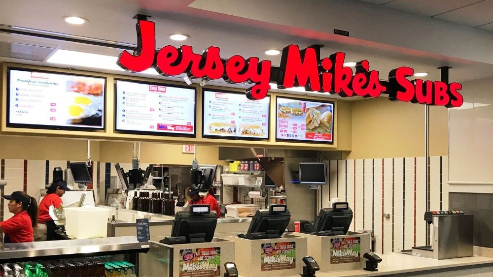 Jersey Mike's Restaurant