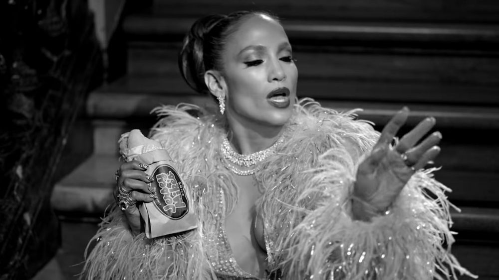 Jersey Mike's in Jennifer Lopez video