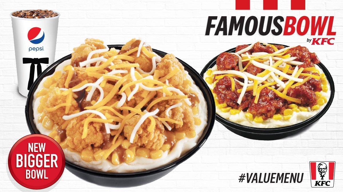 KFC Famous Bowl by KFC USA