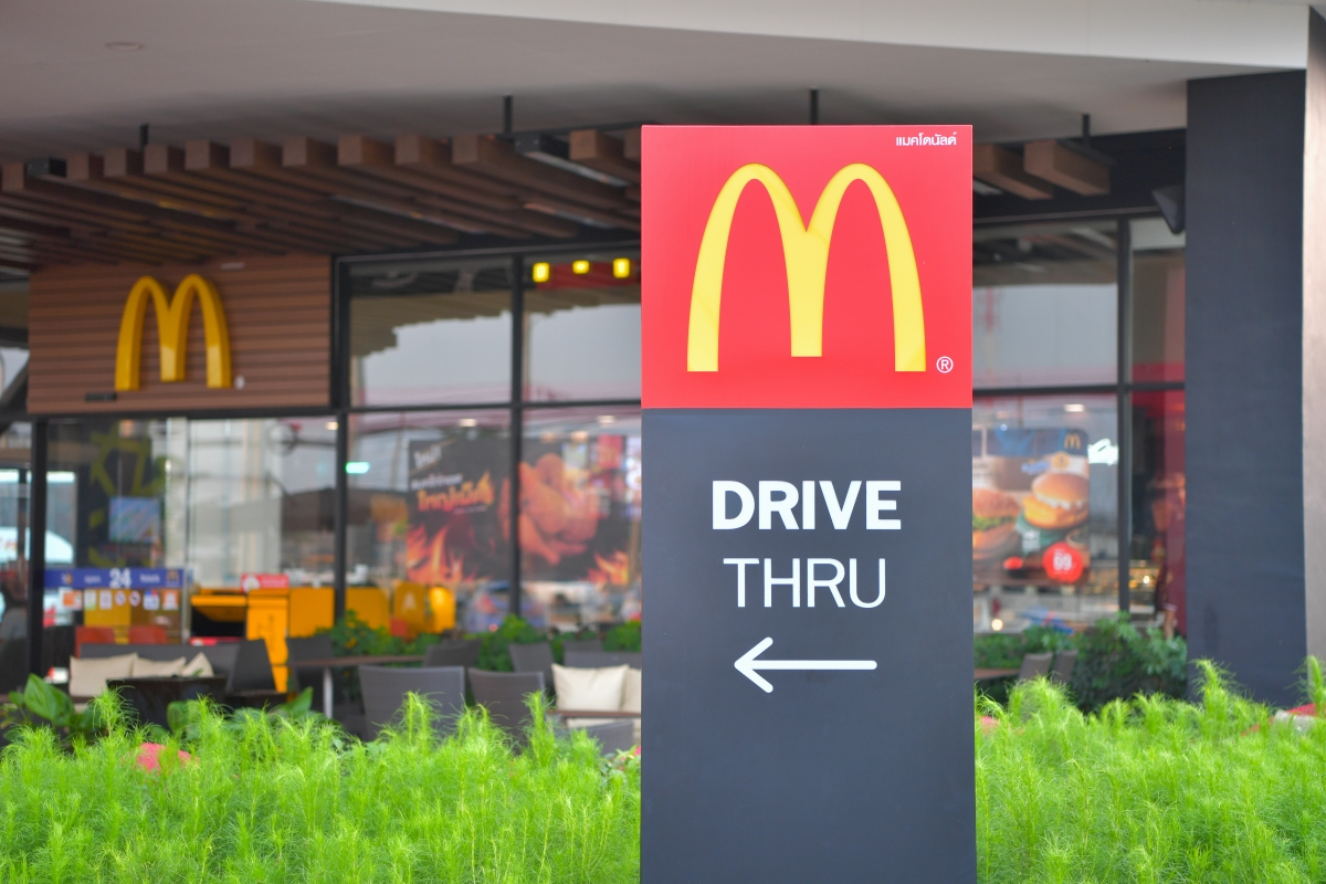 McDonald's-Drive-Thru
