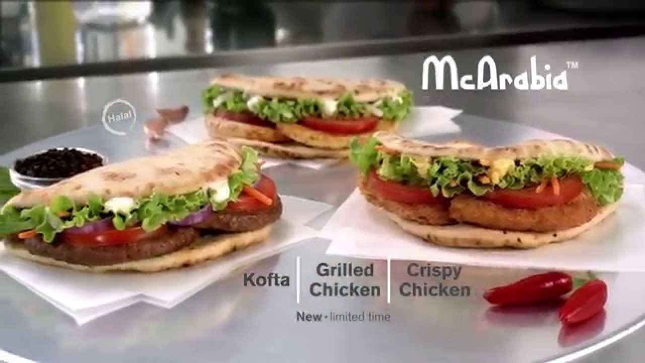McDonald's-McArabia