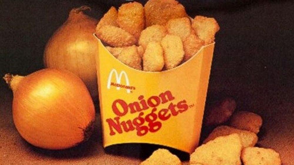 10 Bizarre McDonald's Menu Items That Disappeared
