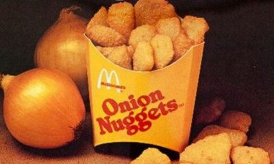 McDonald's Onion Nuggets