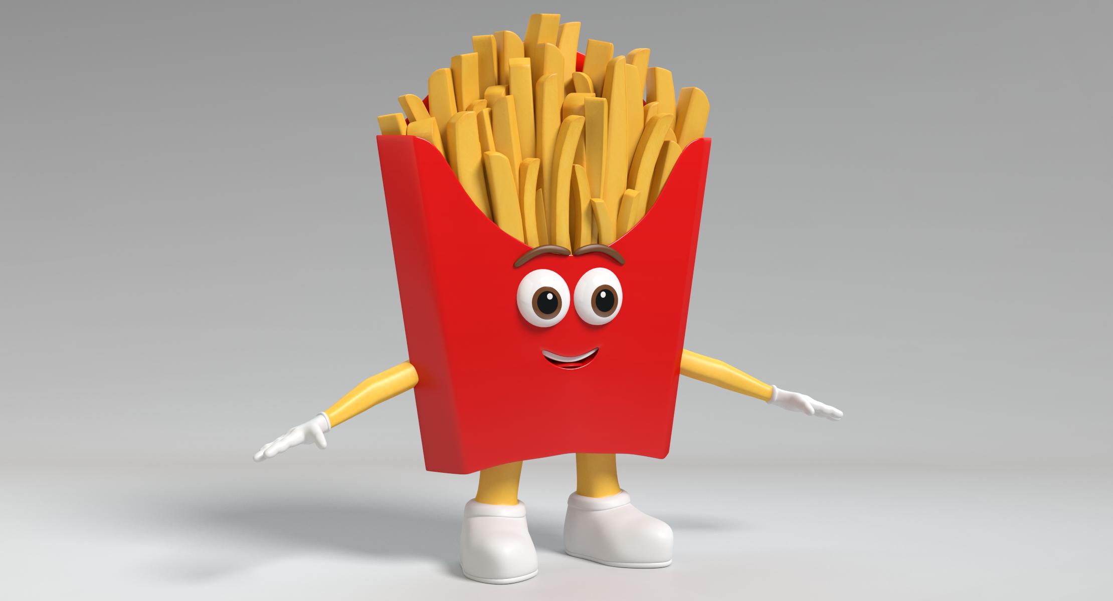 McDonald's-fries