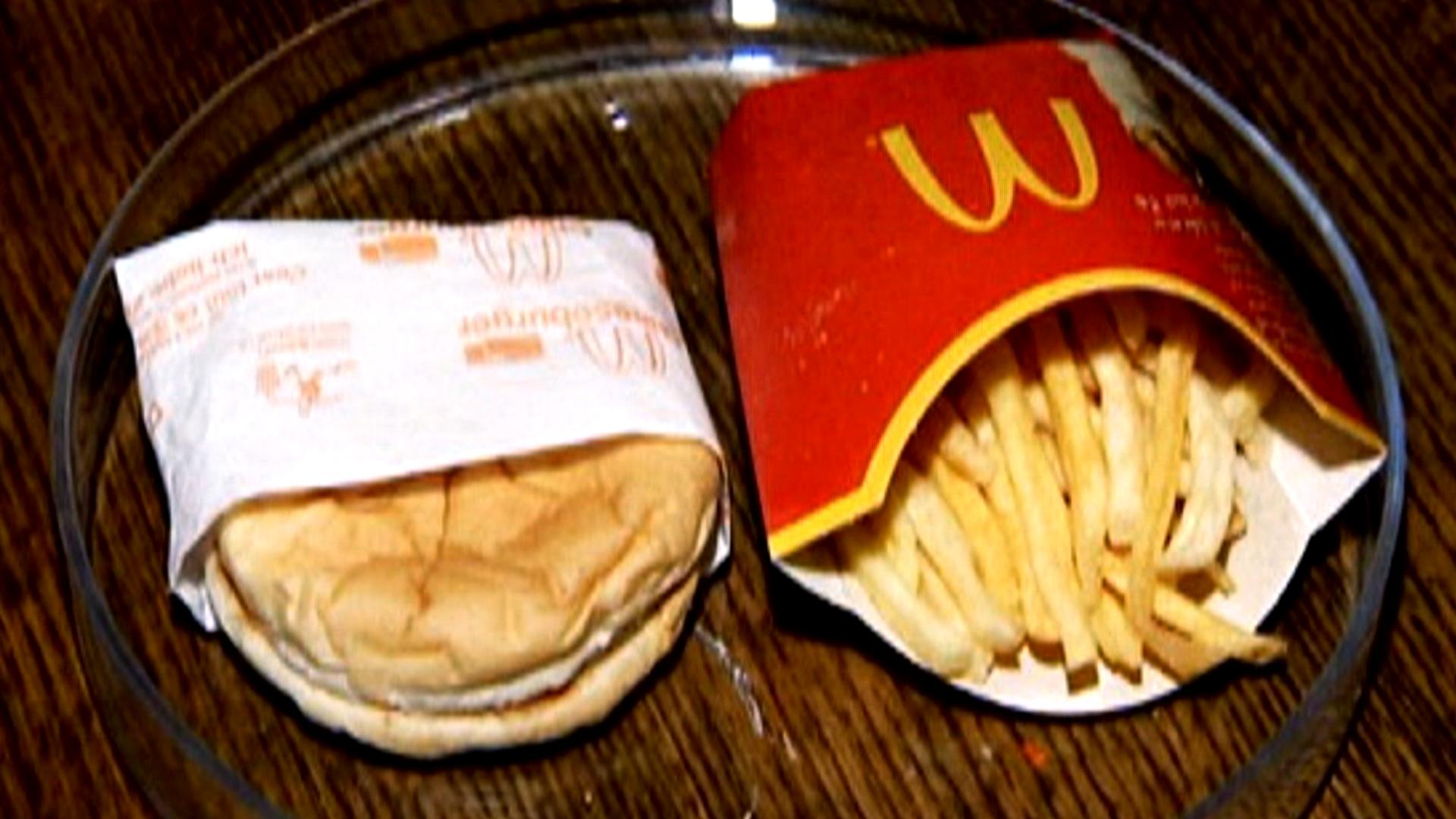McDonald's-myths