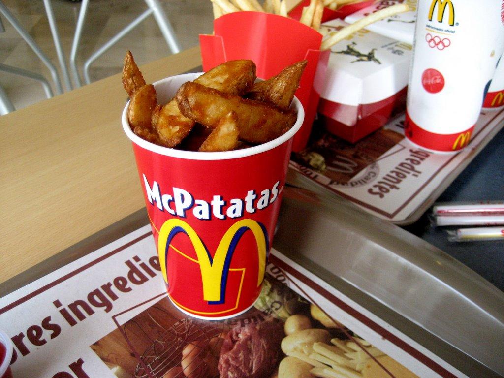 McPatatas-McDonald's