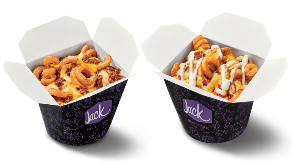 Sauced & Loaded Chorizo Fries by Jack in the Box