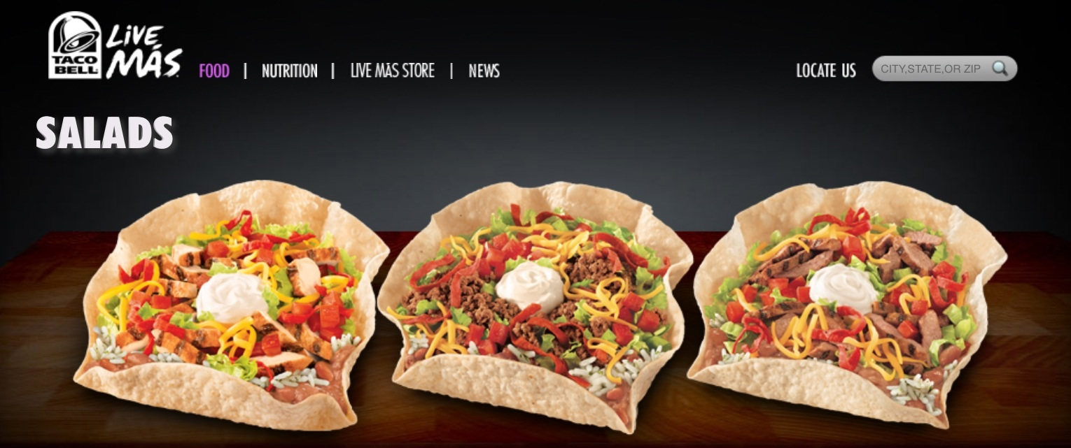 Taco Salad by Taco Bell