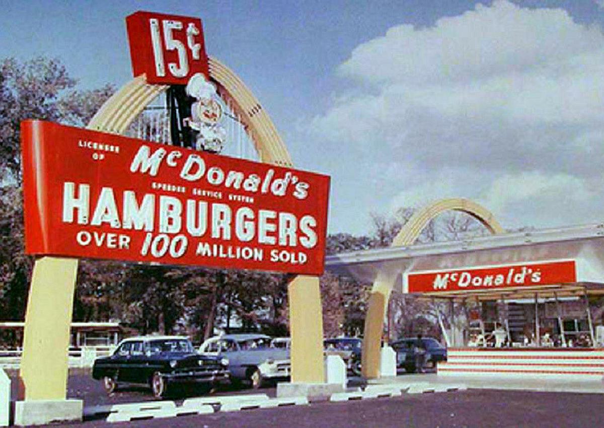 Vintage-McDonald's