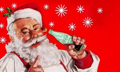 Coca-Cola Santa commercial