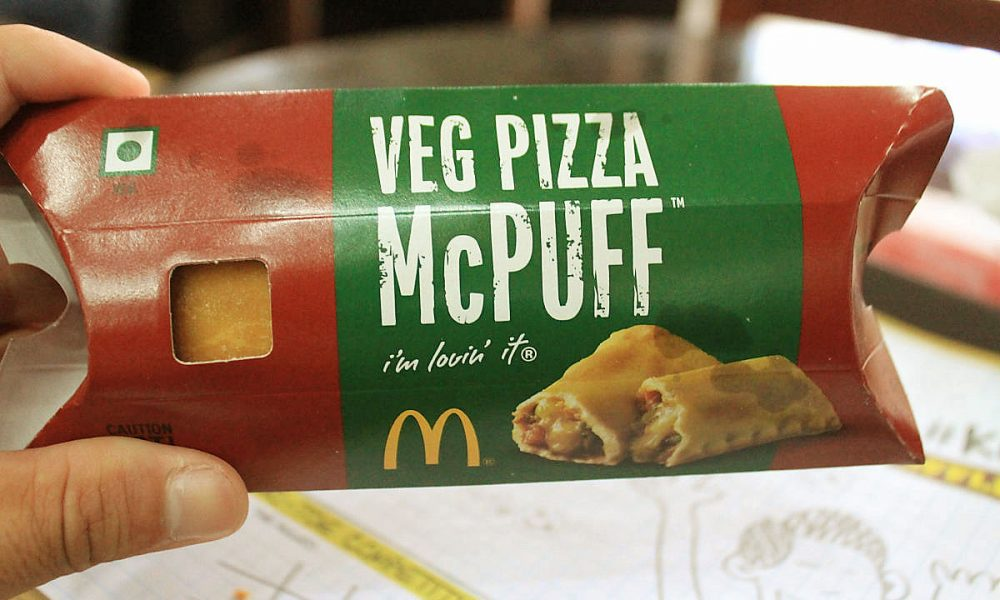Top 10 Exclusive McDonald's International Menu Items