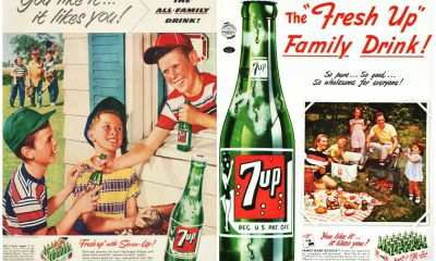 7up ad vintage
